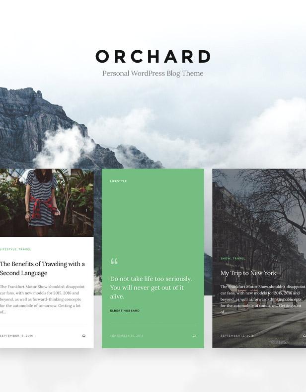 Orchard Descriptive Image